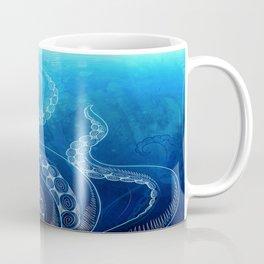Octopus Tentacles Watercolor Coffee Mug