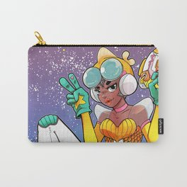 Bubble Space Hunter Goldie Carry-All Pouch