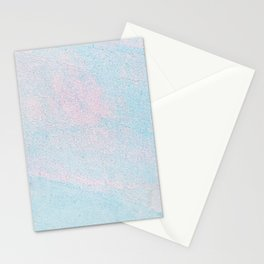 Cotton Candy Colors Stationery Cards