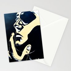 Valiant by D. Porter Stationery Cards