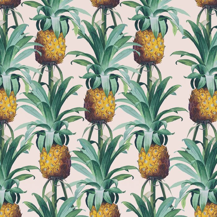 Pineapple Trellis Leggings