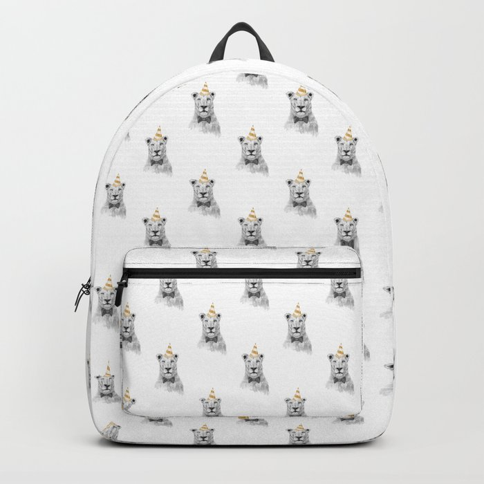Get the party started (color) Backpack