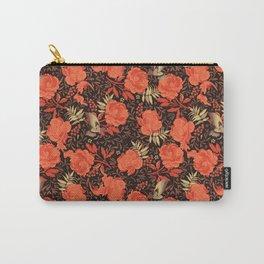 Art nouveau florals Carry-All Pouch