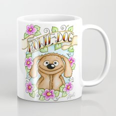 The Muppets Series ~ Rowlf the Dog Coffee Mug