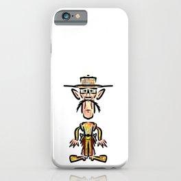 Cowboy Gunslinger iPhone Case