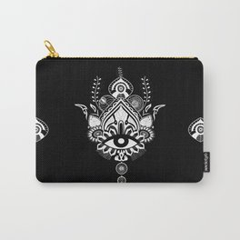 Mandala Queen Carry-All Pouch