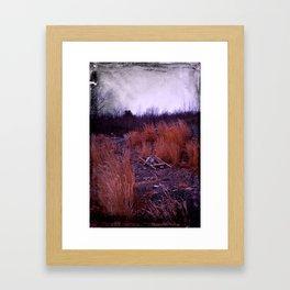 Centralia Outback Framed Art Print