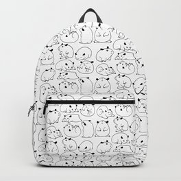 Hamster Blobs Backpack