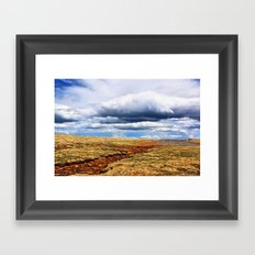 13,000 Feet Framed Art Print