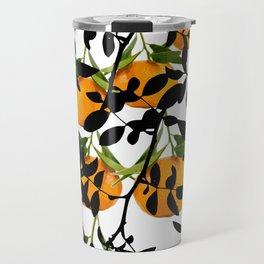 Hiding Mandarins Travel Mug
