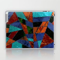 Abstract #447 Lava Flow Laptop & iPad Skin