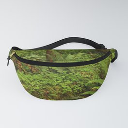 In The Cold Rainforest Fanny Pack
