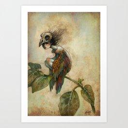 Soul of a Bird Art Print