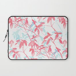 Premonition (Coral Mint) Laptop Sleeve