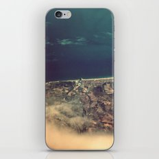 Perpignan From The Air iPhone & iPod Skin