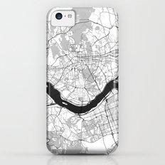 Seoul Map Gray iPhone 5c Slim Case