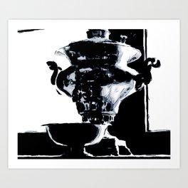 Samovar Art Print