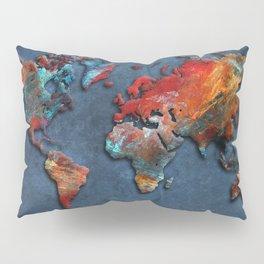 World Map 2020 Pillow Sham