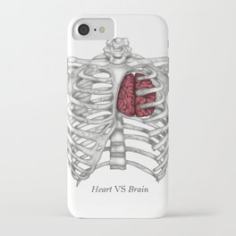 Rationality iPhone Case