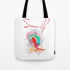 summer3 Tote Bag