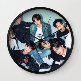 EXO2 Wall Clock