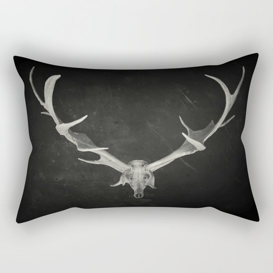 Dead King Rectangular Pillow