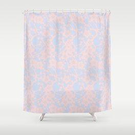 Japanese Pattern 11 Shower Curtain