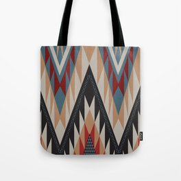 American Native Pattern No. 21 Tote Bag
