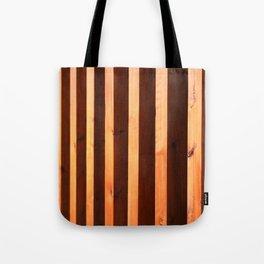 Wooden beams Tote Bag