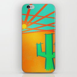 The West. #2 iPhone Skin