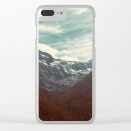 Cascades Clear iPhone Case