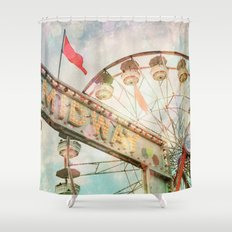 A Carnival In the Sky II Shower Curtain