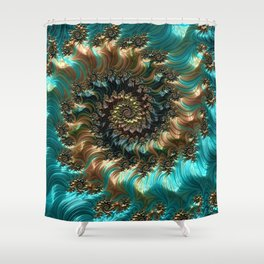 Aqua Supreme Shower Curtain