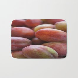 Crumbs- plums! Bath Mat