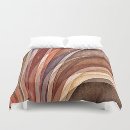 Crooked Things Duvet Cover