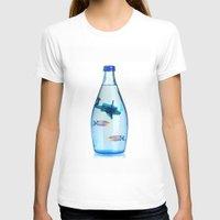 scuba T-shirts featuring Ella Scuba by HWDESIGN