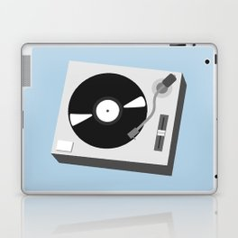 Turntable Illustration Laptop & iPad Skin