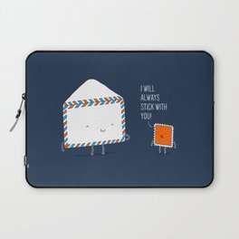Stick with you Laptop Sleeve