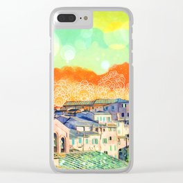 Siena Clear iPhone Case