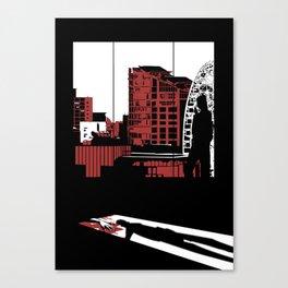 Bad Guys Need Love Too Canvas Print