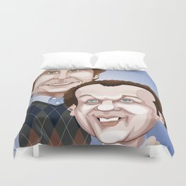Step Brothers Duvet Cover