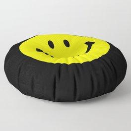 Smiley Face Floor Pillow