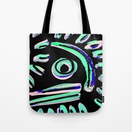 Tribal Graffiti  Tote Bag