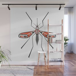 The  Friendly Mosquito Wall Mural