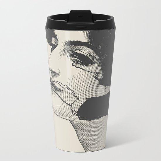 Fear Metal Travel Mug