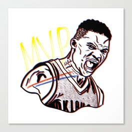 MVP Canvas Print
