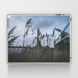Windmills, Netherlands Laptop & iPad Skin