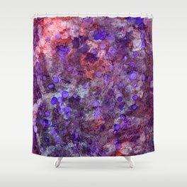 Heliotrope Fog Shower Curtain