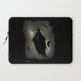 Dementors - HarryPotter | Painting Laptop Sleeve