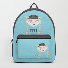 Viking Girl Backpack